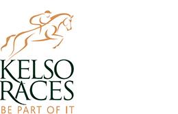 Kelso racecourse logo