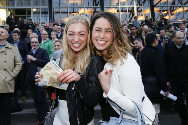 Millennial engagement producing younger horse racing crowds